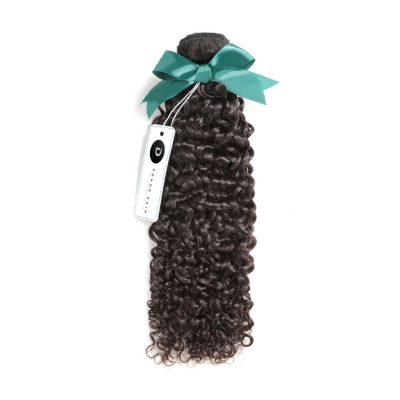 Brazilian Curly Wave Hair Weaving Real Brazilian Human Hair