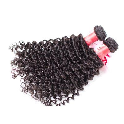 Brazilian Human Hair Deep Wave Cheap Virgin Hair Weft