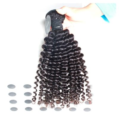 Brazilian Kinky Curly Remy Hair Weave Natural Curly Virgin Hair