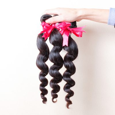 Brazilian Loose Wave Human Hair Extension Brazilian Hair