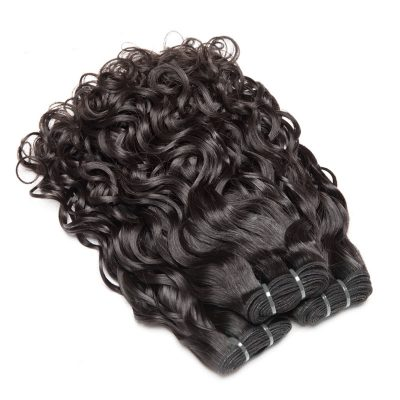 Brazilian Water Wave Hair Extensions Human Hair Wholesale