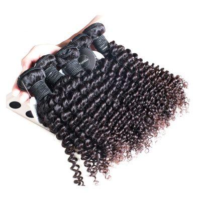 Cheap Brazilian Kinky Curly Weave Kinky Curly Virgin Hair Weft