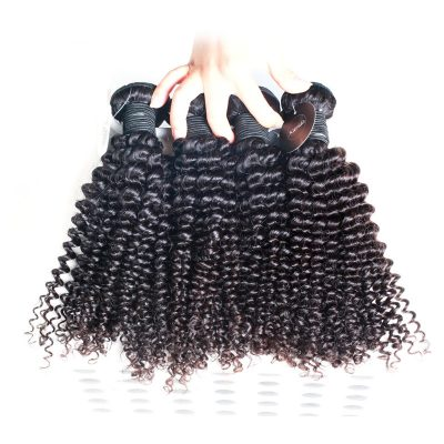 Kinky Curly Brazilian Hair Wholesale Top Quality Human Hair