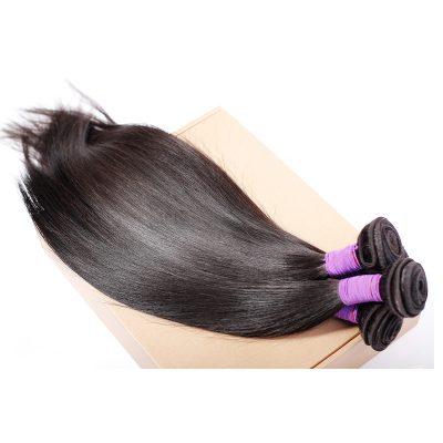 100% Pure Virgin Malaysian Hair Unprocessed Straight Hair