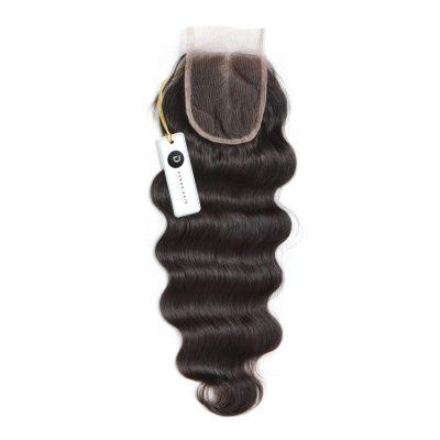 Brazilian Hair Closures Cheap Human Hair Lace Closure