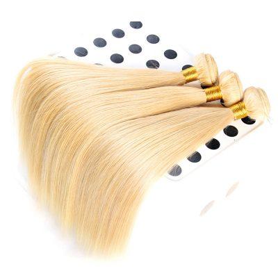 Brazilian Honey Blonde Hair Extension 100% Human Hair