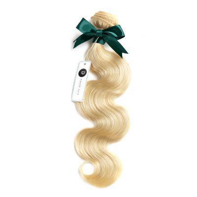 Honey Blonde Brazilian Hair Weave Body Wave Blonde Hair
