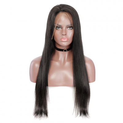 Human Hair Lace Front Wigs 14-26 Inch Virgin Brazilian Hair Wigs