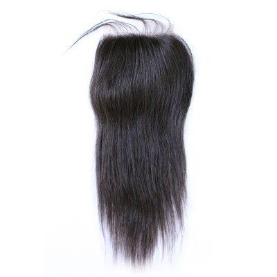 Peruvian Hair Lace Closures Straight Cheap Peruvian Virgin Hair