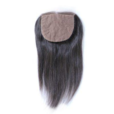 Peruvian Hair Silk Base Closure Raw Virgin Peruvian Hair Closure
