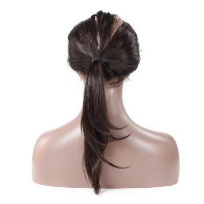 360 Full Lace Frontal With Baby Hair Virgin Human Lace Frontal