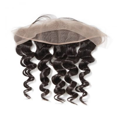 Brazilian Human Hair Frontal Loose Wave 10A Grade Virgin Hair