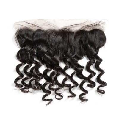 Human Virgin Brazilian Hair Wholesale Lace Frontal Natural Wave