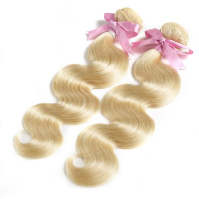 Indian Blonde Wavy Hair Wholesale Indian Hair Body Wave