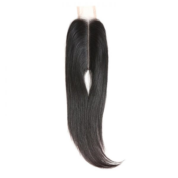 Virgin Brazilian Hair Closure 2X6inch Cheap Brazilian Lace Closure